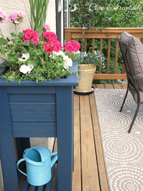 Wooden Planter Makevoer