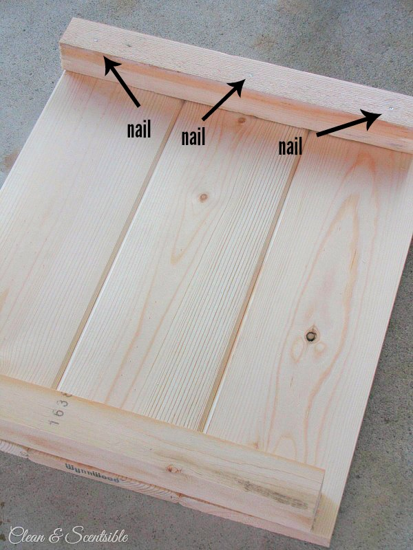 How to Build a Wood Crate