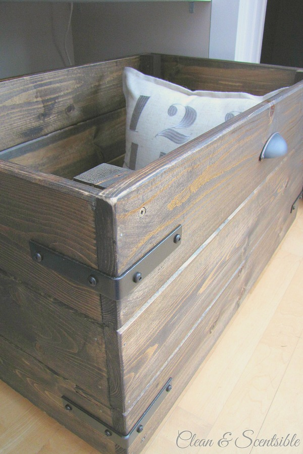 Blanket Box Coffee Table Plans