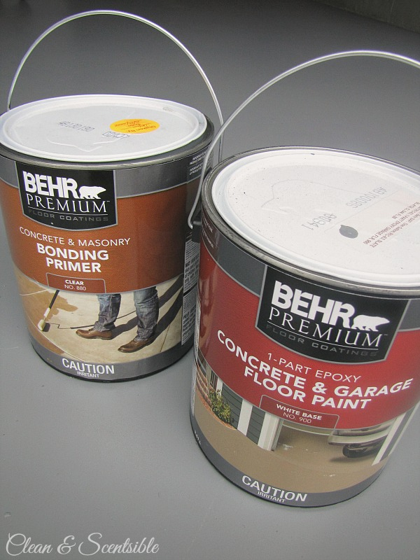 Pin behr garage floor epoxy reviews ajilbabcom portal on for Best product to clean garage floor