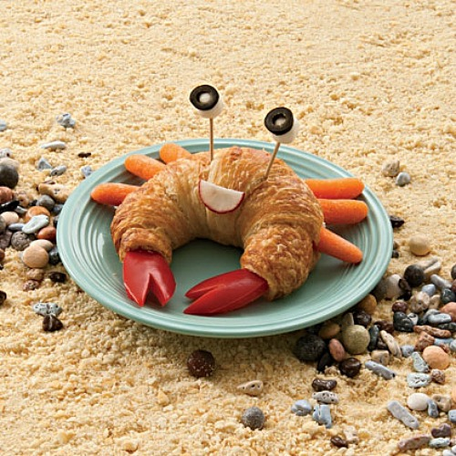 Lots of fun and healthy summer snack ideas for kids! {cleanandscentsible.com}