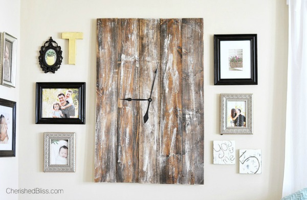 DIY-Large-Wooden-Clock