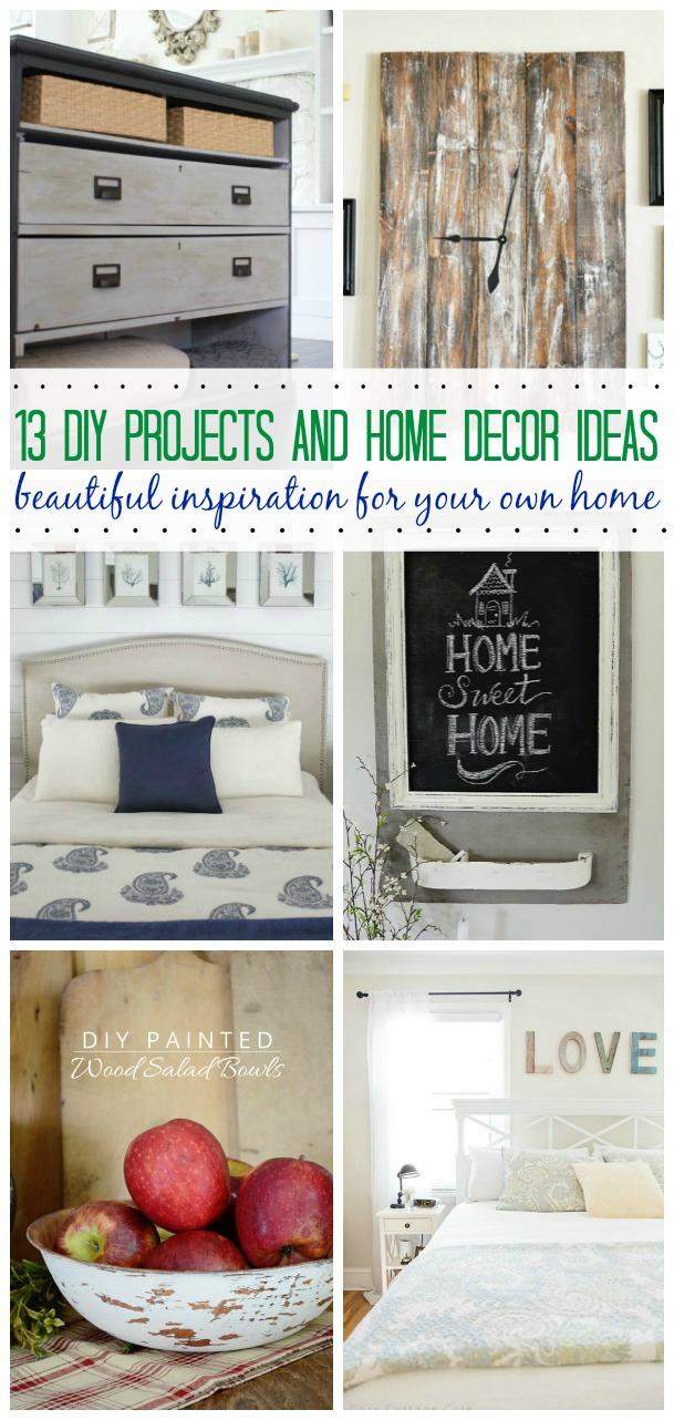 Inspiring DIY Projects And Home Decor Ideas Clean And