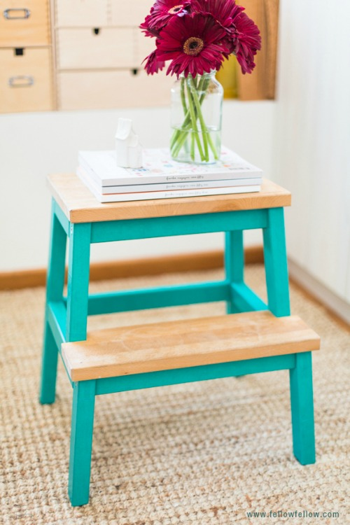 Ikea Hacks Bekvam Step Stool Clean And Scentsible