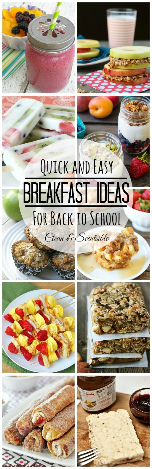 Easy Breakfast Ideas And 200 Visa Giveaway Clean And Scentsible