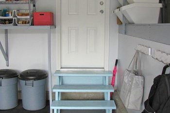 Garage Organization Makeover