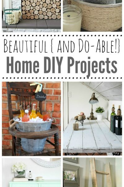 Fabulous DIY Projects for Home