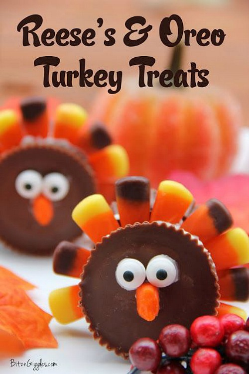 Fun Thanksiving Treat Ideas 2