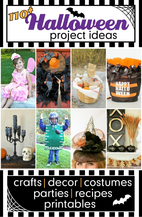 Tons of great Halloween inspiration!  // clenandscentsible.com