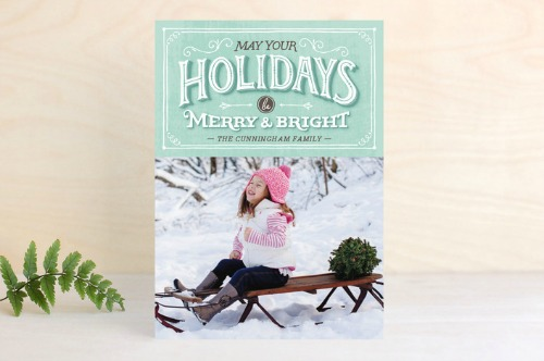 Getting Organized for the Holidays: Christmas Cards - Clean and ...
