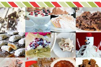 Christmas Sweets and Treats Link Party