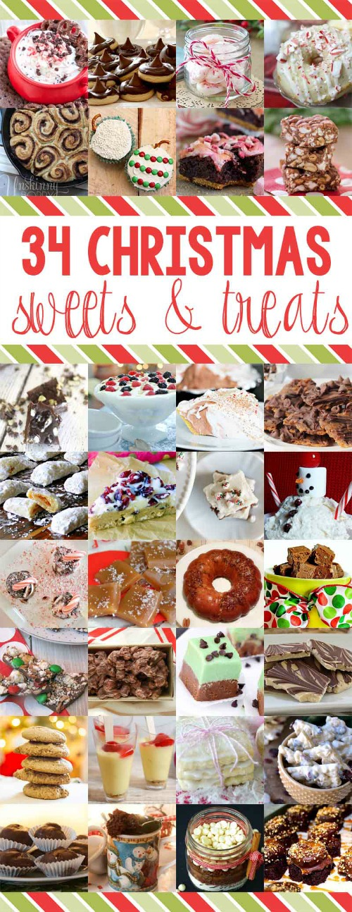 The best Christmas baking recipes!