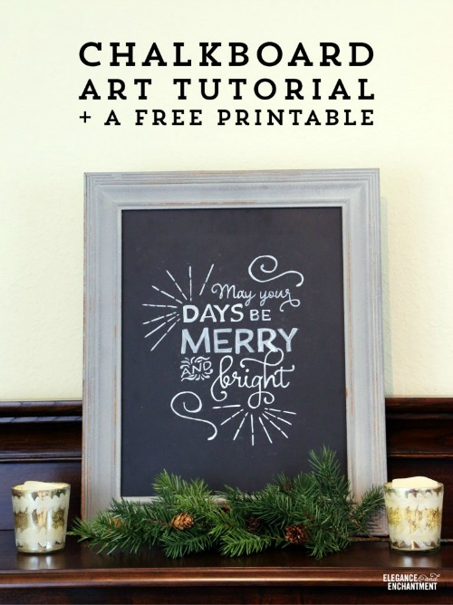 Great ideas for quick and easy Christmas DIY projects.  Perfect for everyone trying to get things done at the last minute!