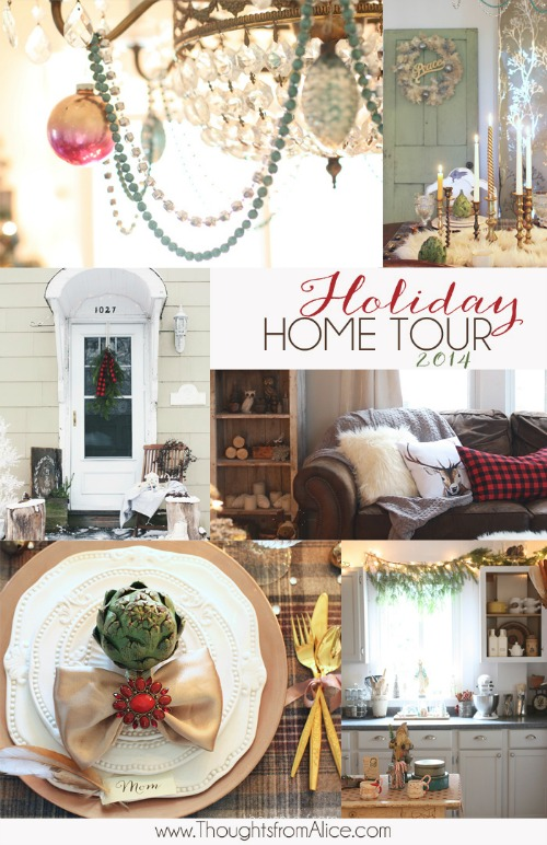 Holiday Home Tour.