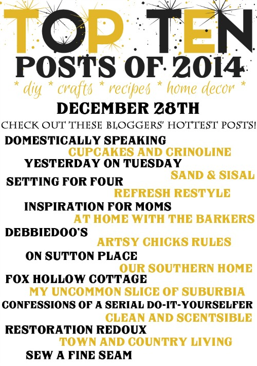 The Best Posts of 2014!