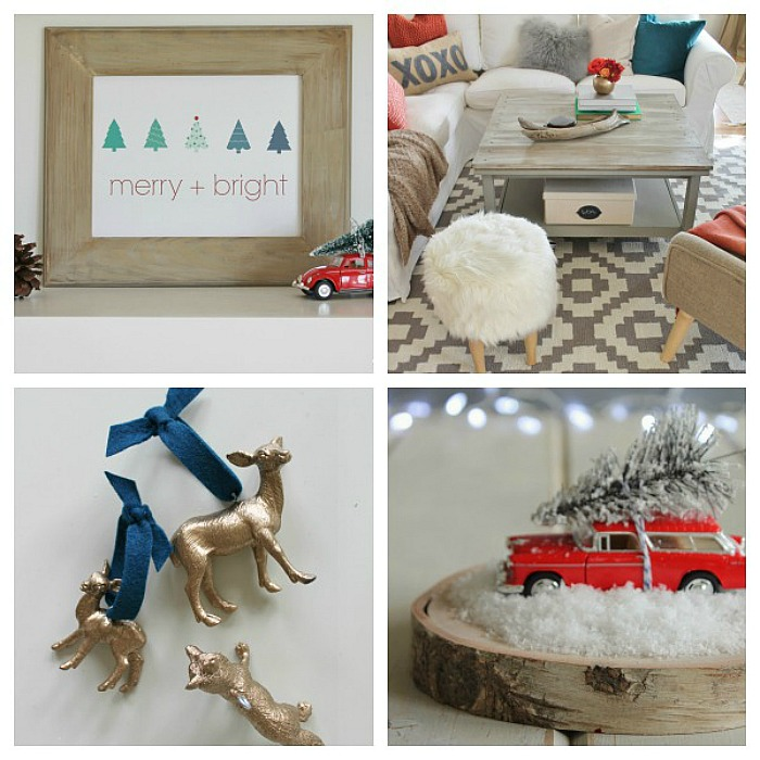 The December Inspiration Exchange - tons of Christmas inspiration!