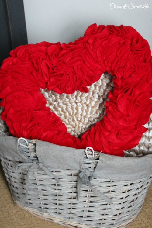 Valentine S Day Decor Ideas Clean And Scentsible