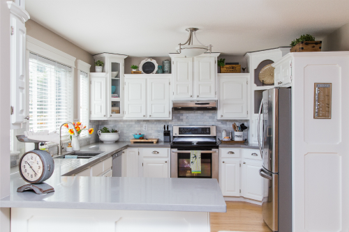 How To Speed Clean The Kitchen Clean And Scentsible