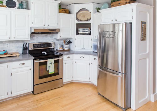 The Best Way to Clean Stainless Steel Appliances - Clean and Scentsible