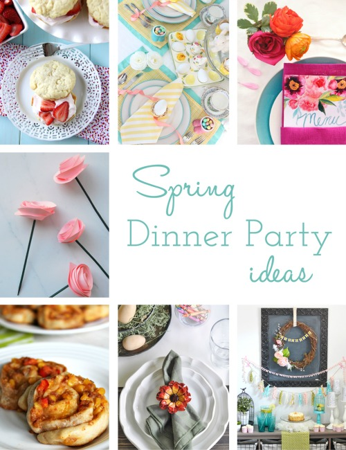 Spring party ideas.