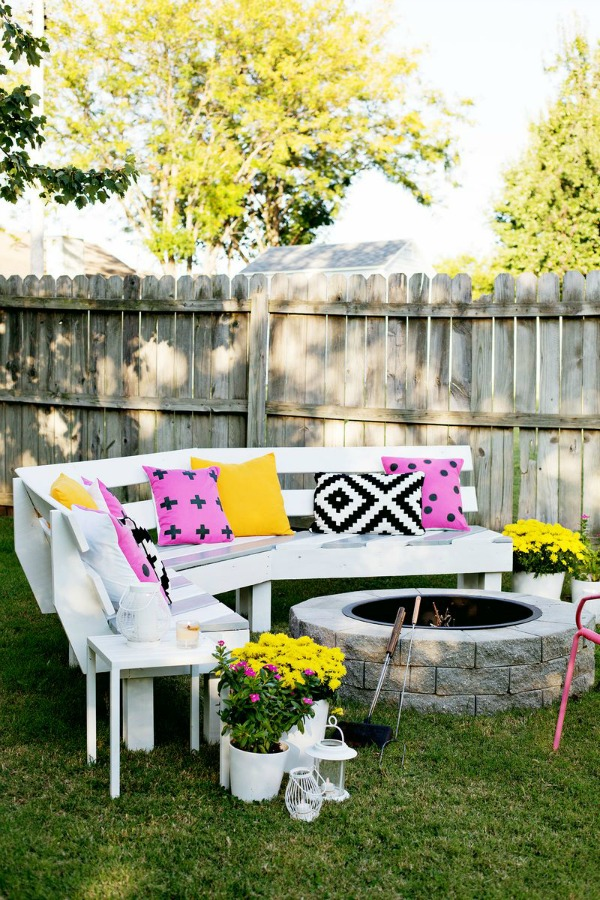 Best Backyard Diy Projects Clean And Scentsible