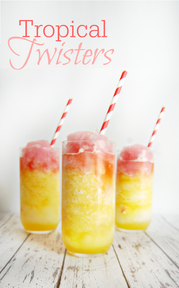 delicious summer frozen drinks clean and scentsible