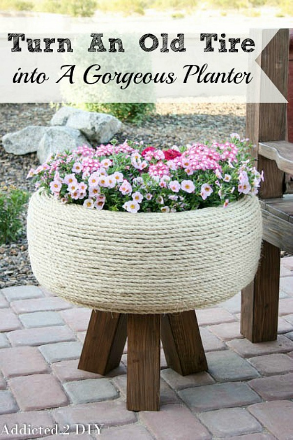 Awesome DIY outdoor projects! // cleanandscentsible.com