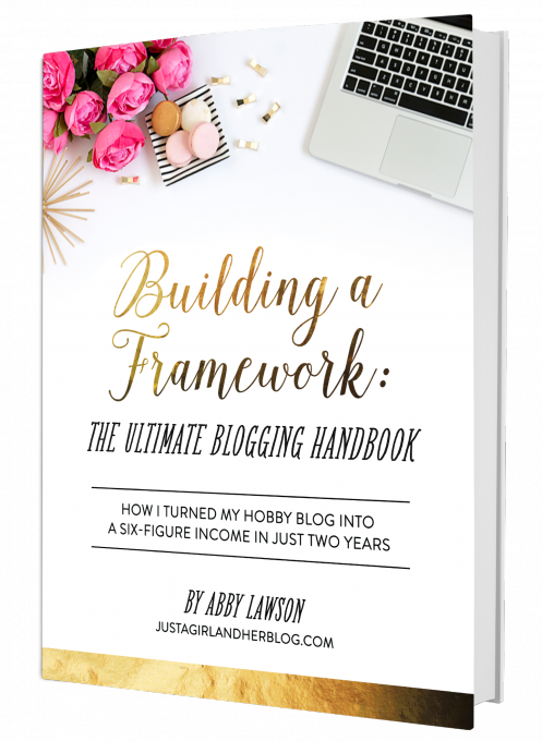 If you are looking to start  or grow your blog, this has everything you need to know!