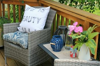 How to Clean and Maintain Patio Furniture