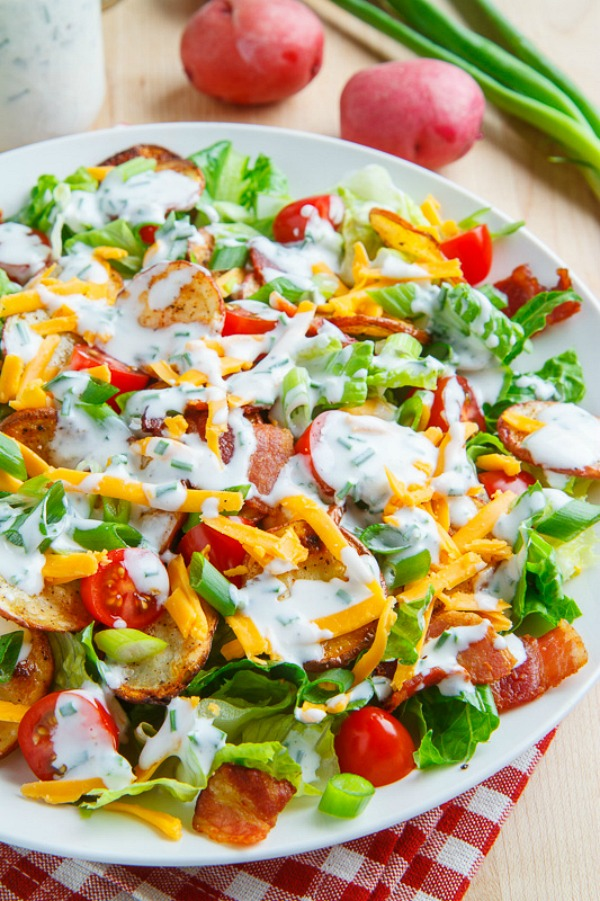 Amazing collection of summer salad recipes. I could eat these all ...