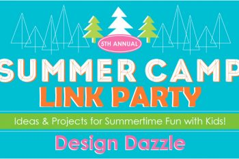 Summertime Kid Activities Link Party