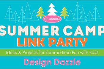 Summertime Kid Activities Link Party