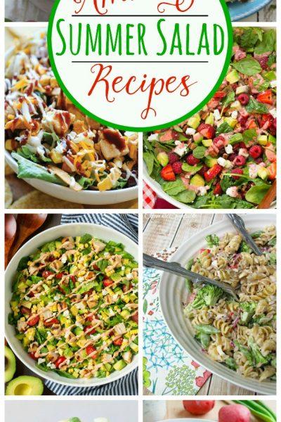Amazing Summer Salad Recipes