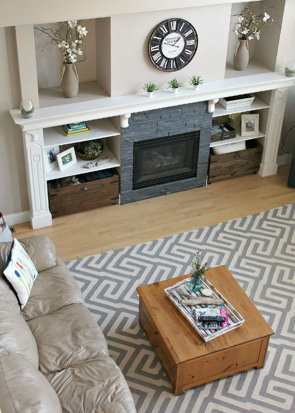 How To Declutter The Living Room. A Step By Step Plan To A Calm And Part 6