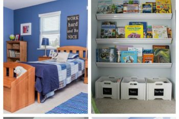 How to Organize Kids Bedrooms