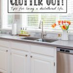 Practical tips on how to declutter and keep it out for good!