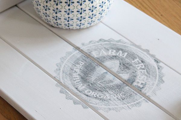 This is so cool! Transfer any printable graphic onto wood using wax paper! Such a great way to add some character to your wood pieces and great for gifts!