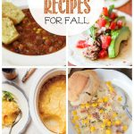 Delicious and simple crock pot recipes - perfect comfort food for those busy weekday meals!