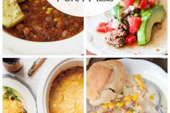 Crockpot Recipes – Fall Comfort Foods