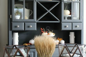 Beautiful fall home tour with tons of fall inspiration!