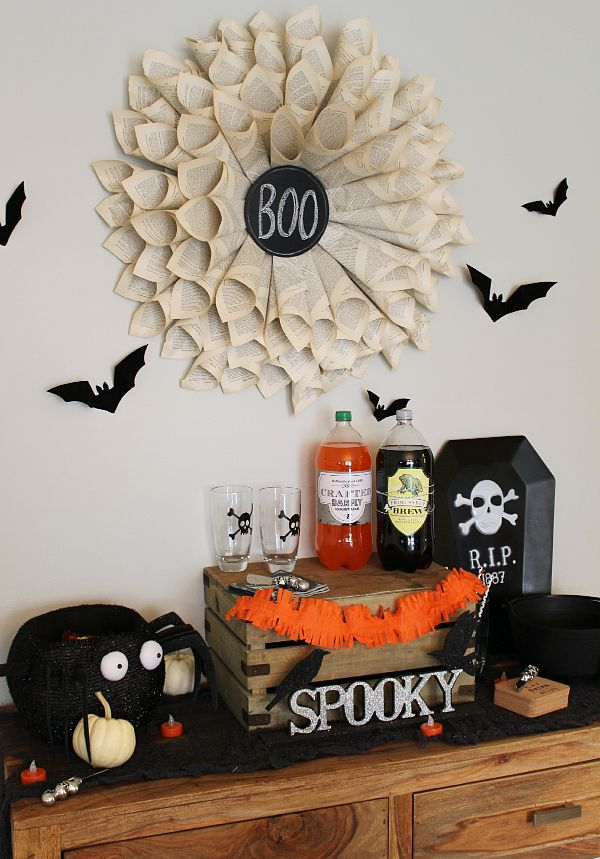Halloween Party Ideas Clean and Scentsible
