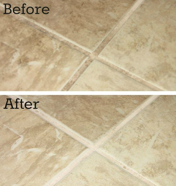 How To Clean Grout And Scentsible