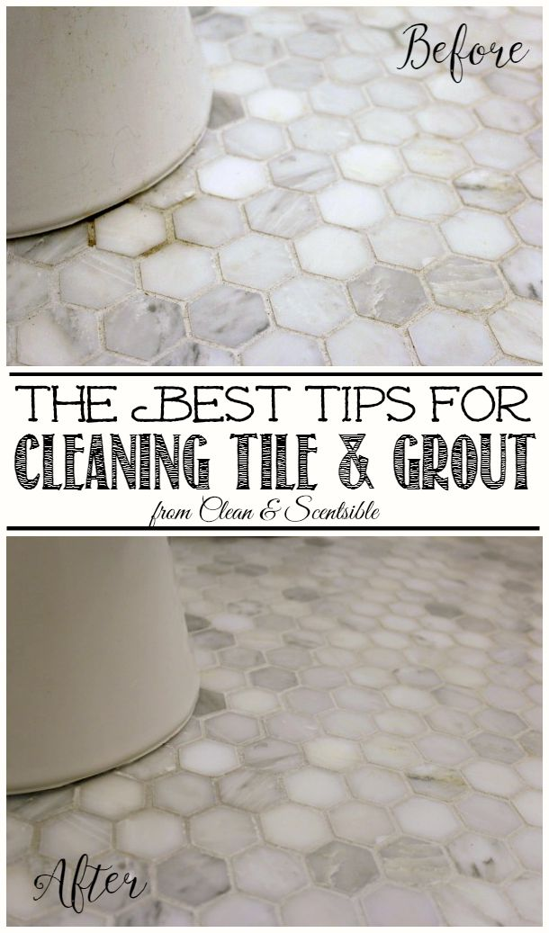 how to clean grout clean and scentsible. Black Bedroom Furniture Sets. Home Design Ideas