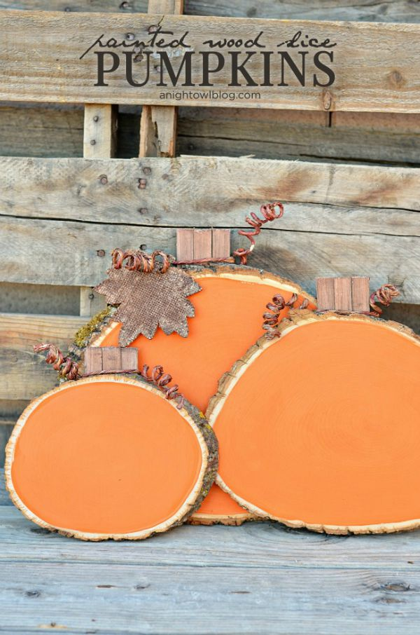 So many cute fall projects and decorating ideas!