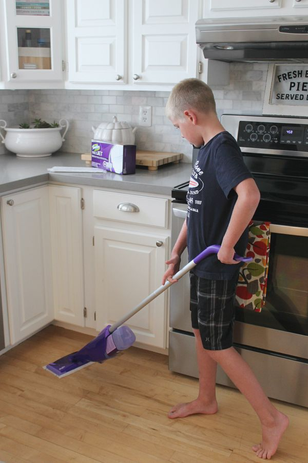 Swiffer Tips Clean And Scentsible
