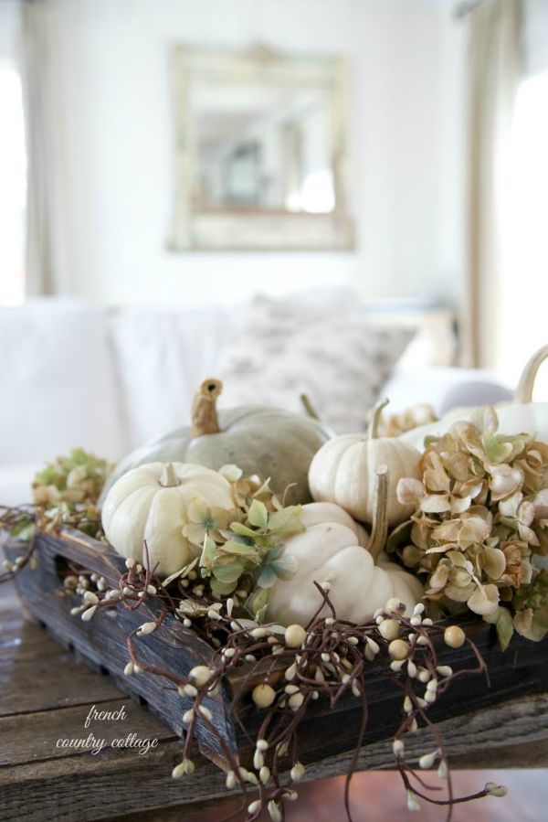 Decorating With Pumpkins Clean And Scentsible