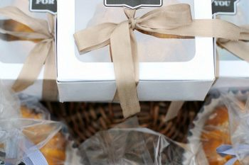 Mini Pecan Pumpkin Bundt Cake Recipe and Gift Idea