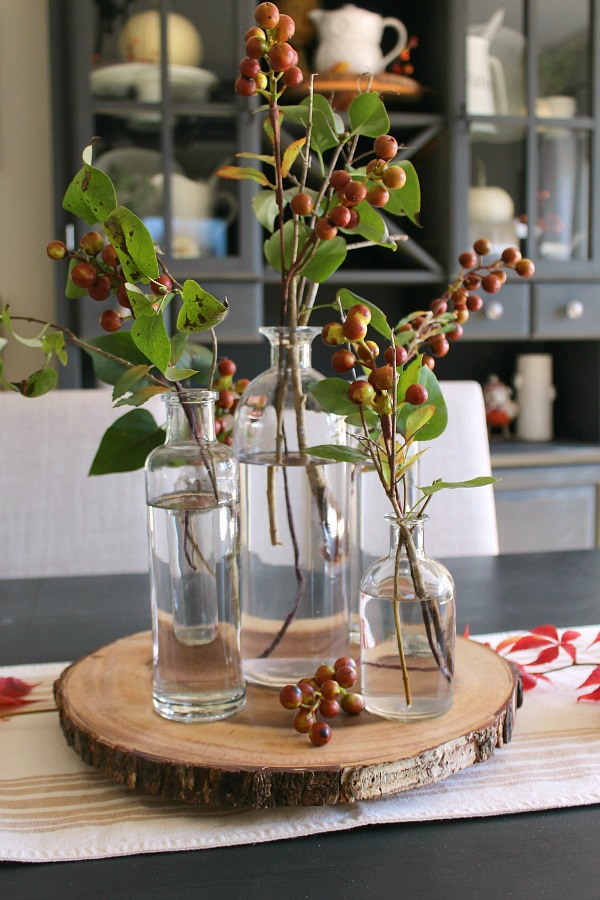 How to Decorate with Faux Flowers or Stems - Clean and Scentsible