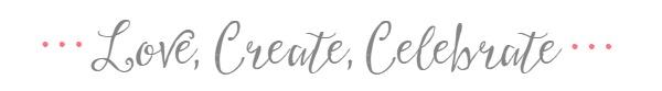 Love, Create, Celebrate 2