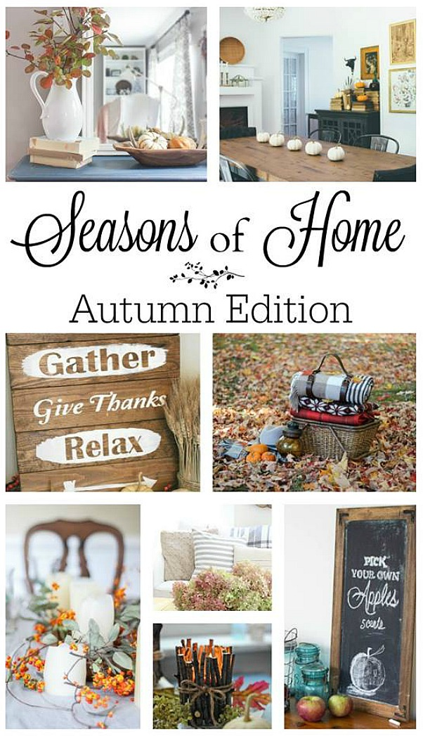 I love all of these fall decorating ideas!